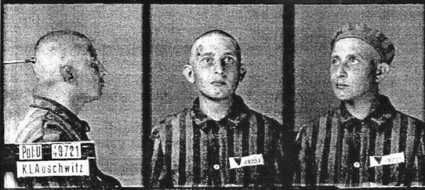 Василий Бандера, который был казнен в Аушвице